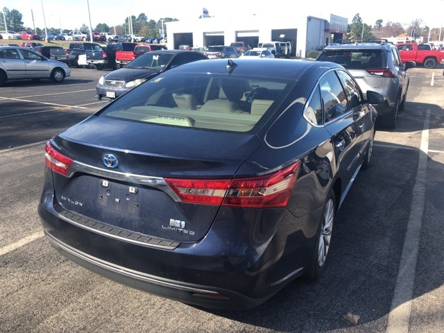 Certified Pre-Owned 2018 Toyota Avalon Hybrid Limited