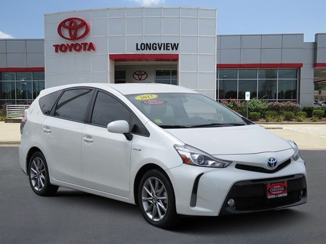 Certified Pre Owned 2017 Toyota Prius V Five