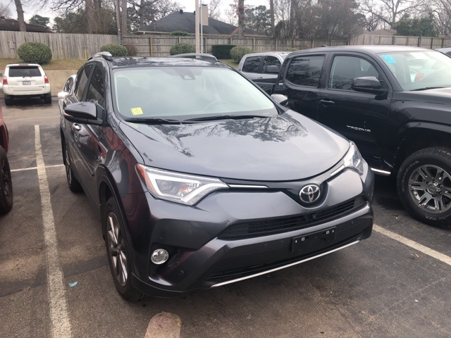 Advanced Technology Package Jbl Navigation Certified Pre Owned 2017 Toyota Rav4 Limited