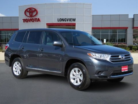 Pre-Owned 2013 Toyota Highlander 2.7L Value Package