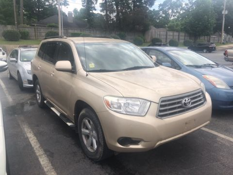 Pre-Owned 2009 Toyota Highlander Value Package